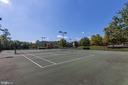 Community Tennis Courts - 43046 WATERS OVERLOOK CT, LEESBURG