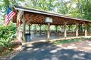 Large pavilion for your next party - 88 BOUNDARY DR, STAFFORD