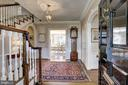 Entry and Foyer - 6405 SHADOW RD, CHEVY CHASE