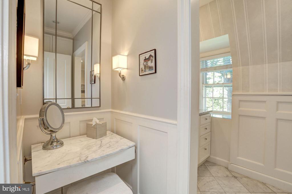 Master Bath - 6405 SHADOW RD, CHEVY CHASE