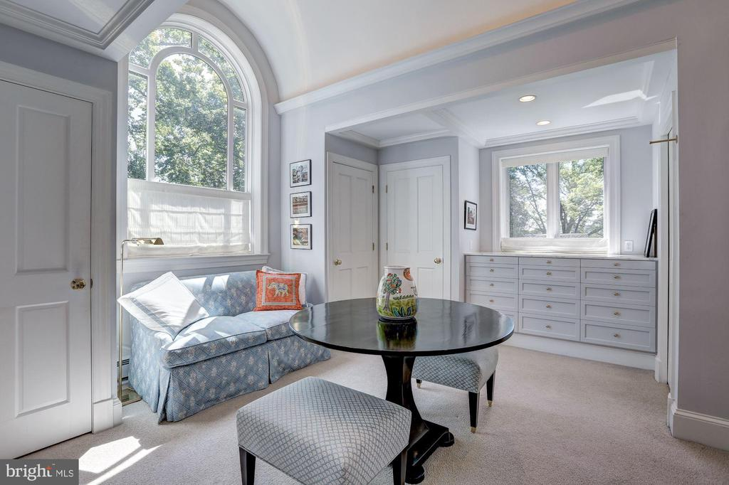 Master Dressing Room - 6405 SHADOW RD, CHEVY CHASE