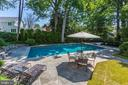 Pool - 6405 SHADOW RD, CHEVY CHASE