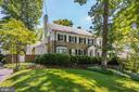 Front Exterior - 6405 SHADOW RD, CHEVY CHASE