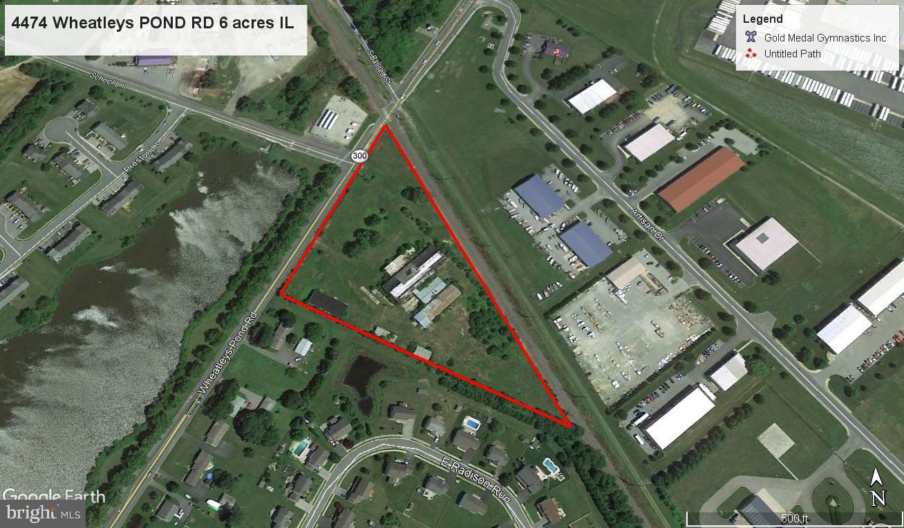 土地,用地 为 销售 在 Clayton, 特拉华州 19938 美国