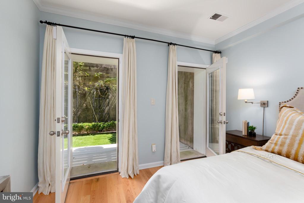 Master bedroom - 2001 19TH ST NW #4, WASHINGTON