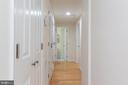 Hallway - 2001 19TH ST NW #4, WASHINGTON