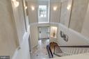 Two story foyer filled with natural light - 20456 TAPPAHANNOCK PL, STERLING
