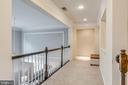Upper level foyer - 20456 TAPPAHANNOCK PL, STERLING