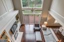 Upper level overlooking family room - 20456 TAPPAHANNOCK PL, STERLING