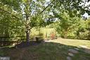 Backyard - 43228 CAVELL CT, LEESBURG