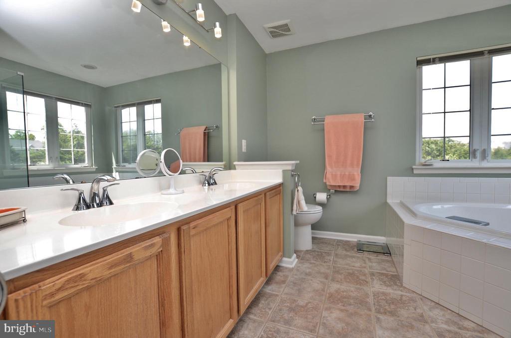 En suite bathroom - 43228 CAVELL CT, LEESBURG