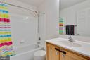 Upper Level En-Suite Full Bath - 14111 PUNCH ST, SILVER SPRING
