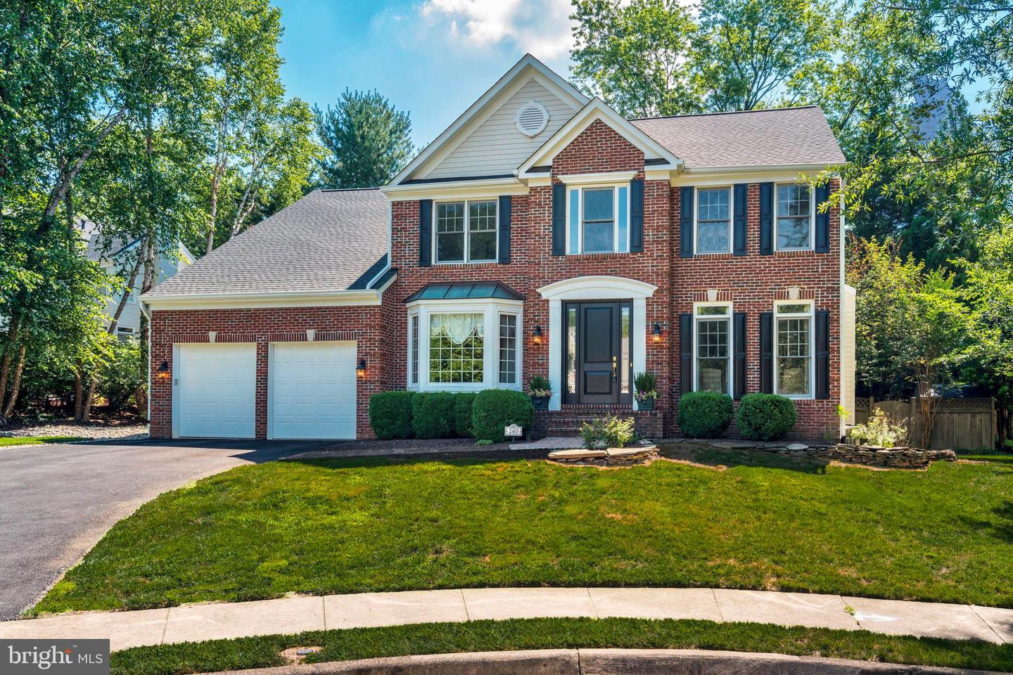 Single Family Homes for Sale at Dunn Loring, Virginia 22027 United States