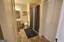 Second Floor bathroom - 11 BROOKES AVE, GAITHERSBURG
