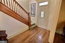 Entry - 11 BROOKES AVE, GAITHERSBURG