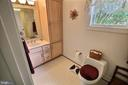 Master bathroom - 11 BROOKES AVE, GAITHERSBURG