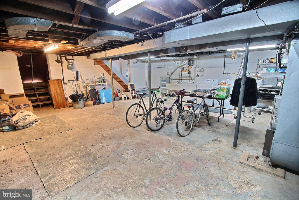 Cellar alt 1 - 11 BROOKES AVE, GAITHERSBURG