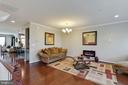 Hardwood Floors Throughout Living Level - 42091 PIEBALD SQ, ALDIE