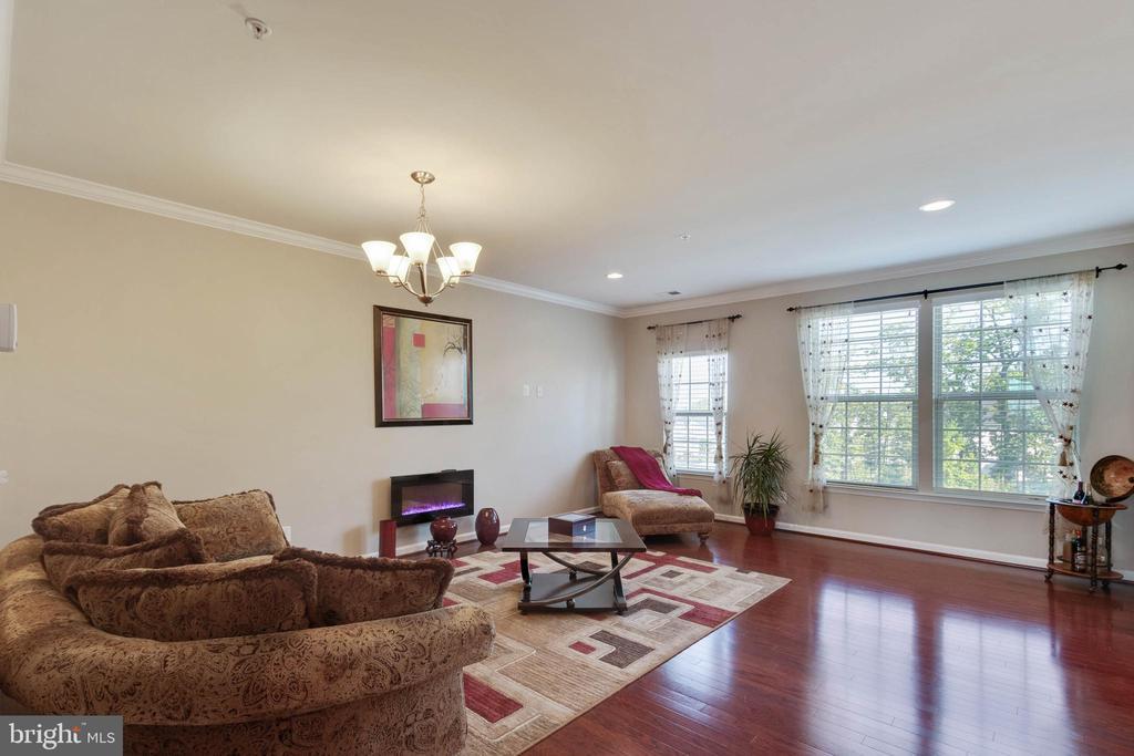 Formal Dining Area & Living Room - 42091 PIEBALD SQ, ALDIE