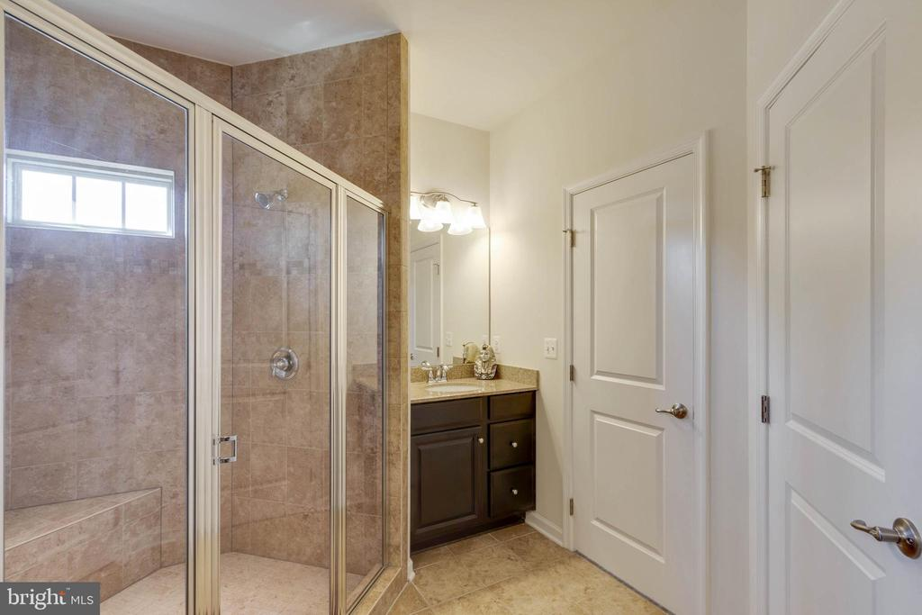 Luxury Bath with Roman Shower & Water Closet - 42091 PIEBALD SQ, ALDIE