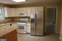 Kitchen - 22 NORFOLK ST, FREDERICKSBURG