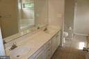 Master Bath with Separate Shower - 22 NORFOLK ST, FREDERICKSBURG