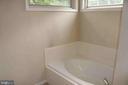 Master Bath Soaking Tub - 22 NORFOLK ST, FREDERICKSBURG
