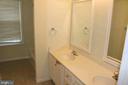 Upper Hall Bath - 22 NORFOLK ST, FREDERICKSBURG