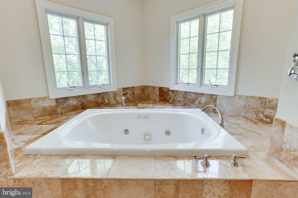 UL Master Bath with Jetted tub - 1843 HUNTER MILL RD, VIENNA