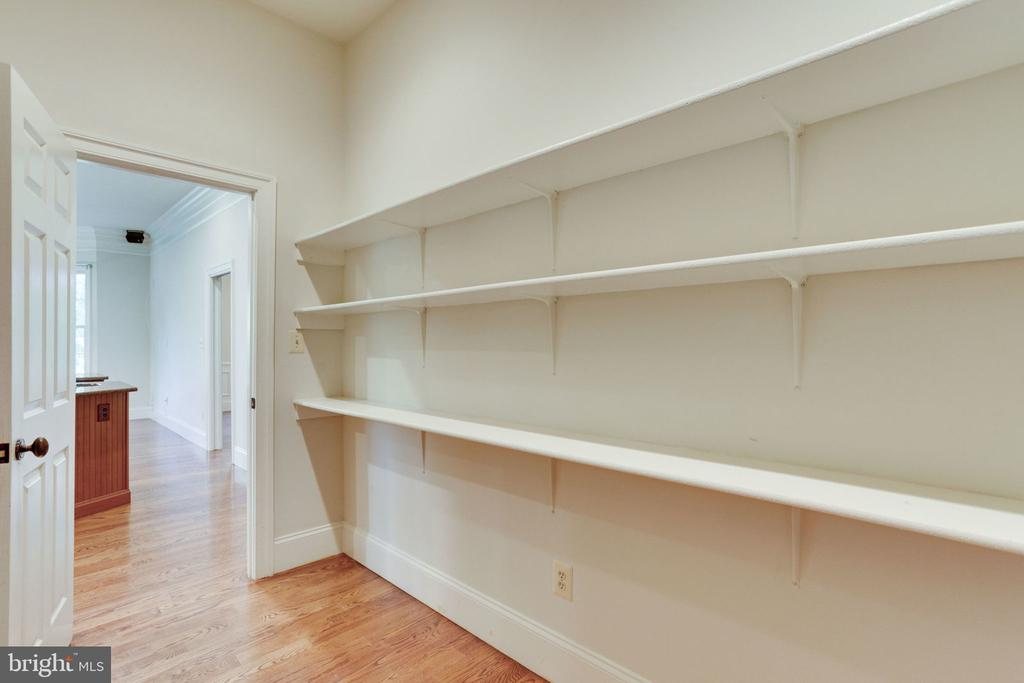 Did someone say they wanted pantry space? - 1843 HUNTER MILL RD, VIENNA