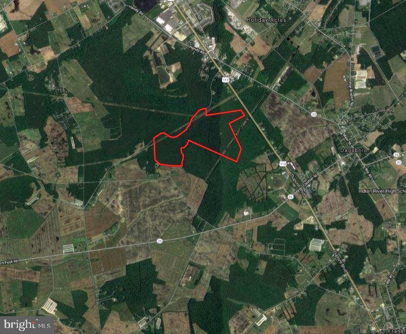 Land für Verkauf beim Dagsboro, Delaware 19939 Vereinigte Staaten