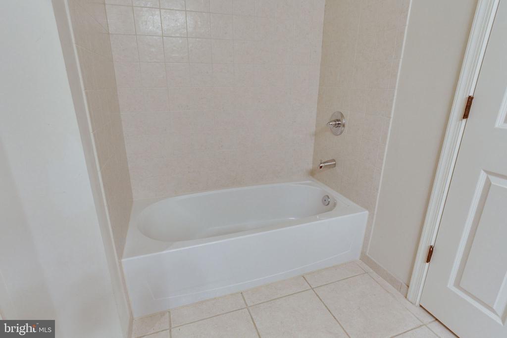 LL Master Bathroom - 1843 HUNTER MILL RD, VIENNA