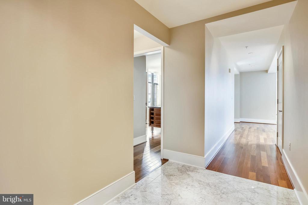 Hallway - 4301 MILITARY RD NW #PH2, WASHINGTON