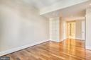Master bedroom - 4301 MILITARY RD NW #PH2, WASHINGTON