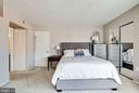 3 separate closets in master suite! - 1001 N VERMONT ST #809, ARLINGTON