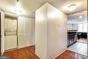 Washer/dryer in unit - 1001 N VERMONT ST #809, ARLINGTON