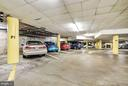 One garage space conveys - 1001 N VERMONT ST #809, ARLINGTON