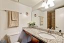 Beautifully upgraded master bath - 1001 N VERMONT ST #809, ARLINGTON