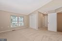 Master Bedroom - 18413 HALLMARK CT, GAITHERSBURG