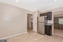 Eat-in Gourmet Kitchen!! - 18413 HALLMARK CT, GAITHERSBURG