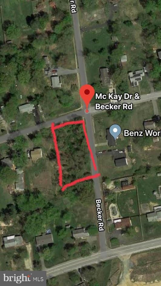 Terreno per Vendita alle ore Brandywine, Maryland 20613 Stati Uniti