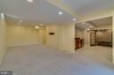 Fully finished Basement with Wet-Bar - 20210 HIDDEN CREEK CT, ASHBURN