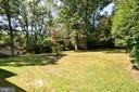 Backyard - 3109 WOODLAND LN, ALEXANDRIA