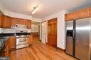 Kitchen - 3109 WOODLAND LN, ALEXANDRIA