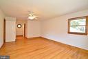 Master Bedroom - 3109 WOODLAND LN, ALEXANDRIA