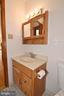 Half Bath - 3109 WOODLAND LN, ALEXANDRIA