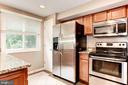 Kitchen - Deep Pantry & Recess Lighting! - 6115 GARDENIA CT, ALEXANDRIA