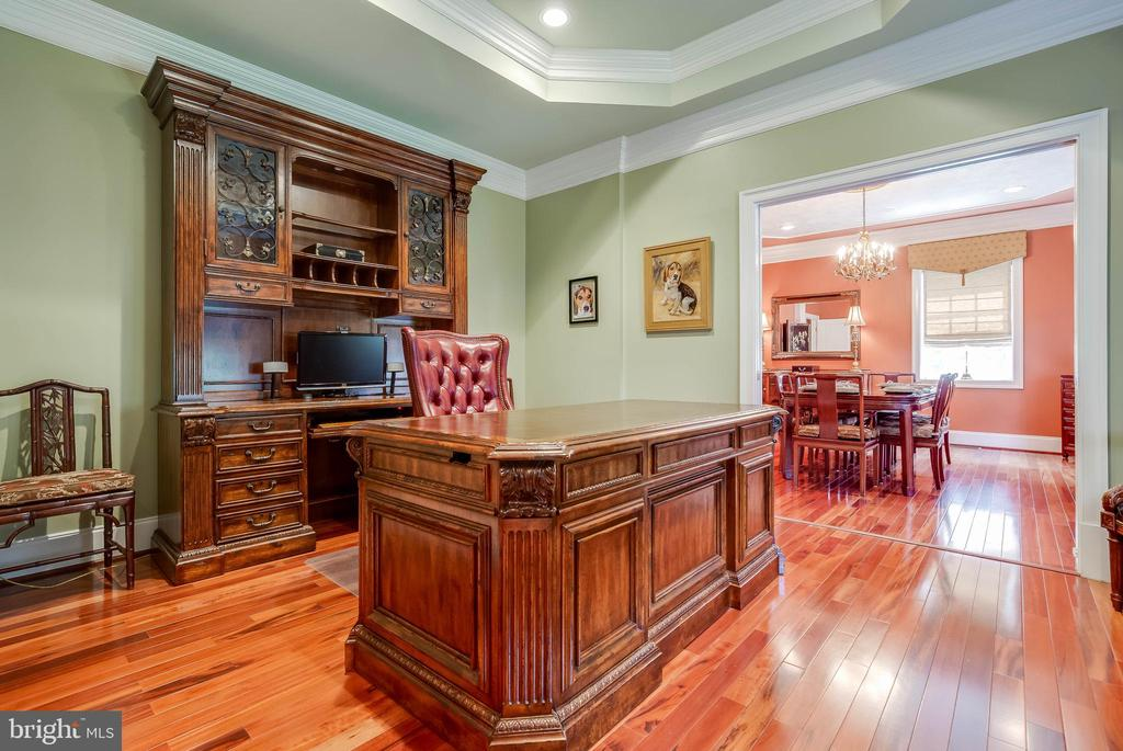 Office or Library!  You choose! - 1011 N WASHINGTON ST, ALEXANDRIA