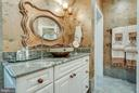 Custom sinks and sconces. - 1011 N WASHINGTON ST, ALEXANDRIA