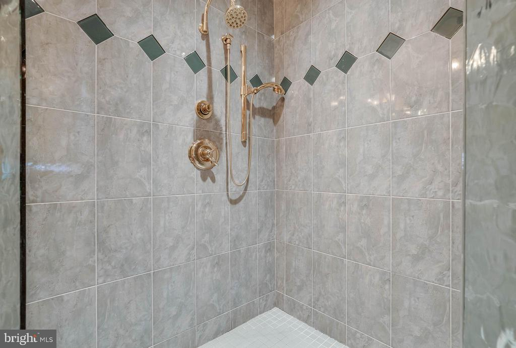 Large shower! - 1011 N WASHINGTON ST, ALEXANDRIA